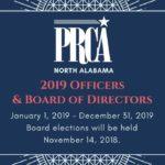 2019 Board of Directors Slate